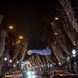 Illuminations à Boulogne
